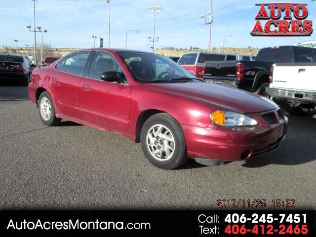 2004 Pontiac GRAND AM S