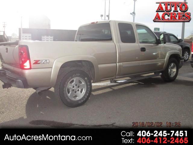 2004 Chevrolet 1/2 Ton Pickups Fleetside 131.5
