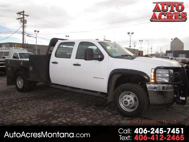2011 Chevrolet C/K 3500 Series Crew Cab Long Bed 4WD