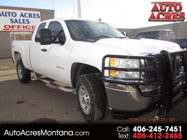 2008 Chevrolet C/K 2500 Series Ext. Cab 6.5-ft. Bed 4WD