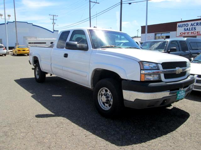 used 2004 chevrolet silverado 2500hd for sale in billings mt 59101 auto acres. Black Bedroom Furniture Sets. Home Design Ideas