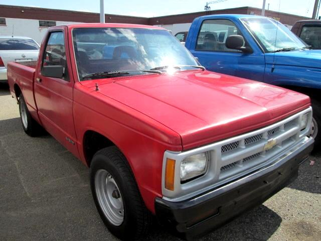 used 1992 chevrolet s10 pickup for sale in billings mt 59101 auto acres. Black Bedroom Furniture Sets. Home Design Ideas