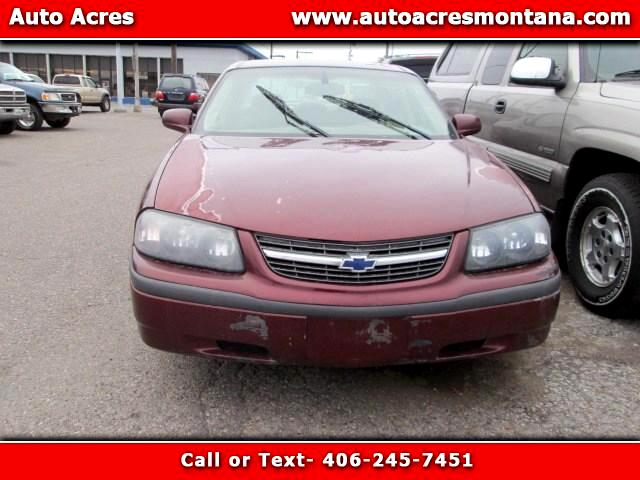 2001 Chevrolet Impala LT