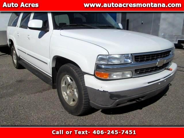 2005 Chevrolet Suburban LT 1500