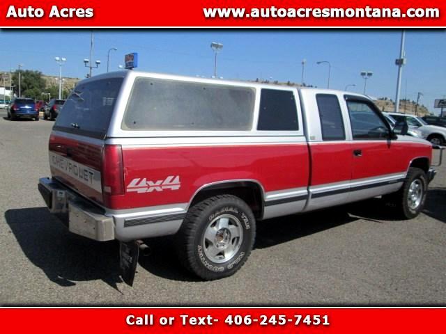 1989 Chevrolet Silverado 1500 LS