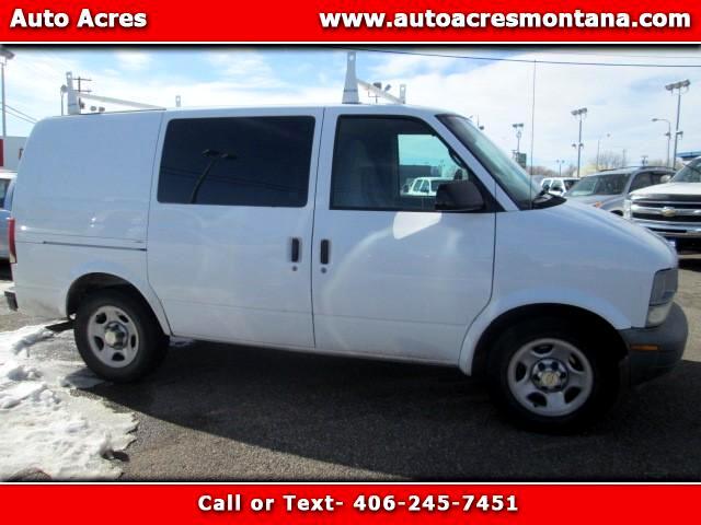2005 Chevrolet Astro Cargo CV