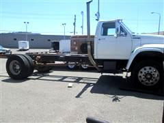 1997 Ford F800