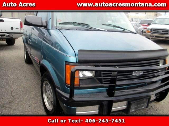 1993 Chevrolet Astro Extended AWD