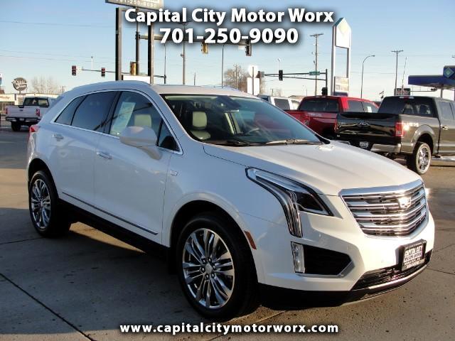 2017 Cadillac XT5 Premium AWD