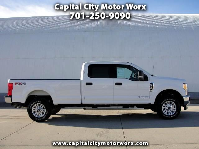 2017 Ford F-350 SD FX4 CREW CAB 8-FT BOX 4WD