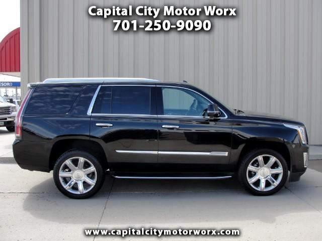 2017 Cadillac Escalade Premium 4WD