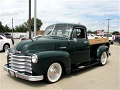 1952 Chevrolet 5 Window