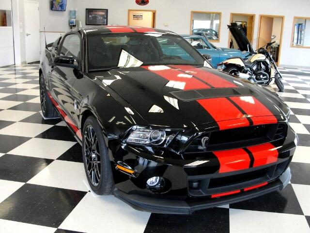 2013 Ford Shelby GT500 Coupe