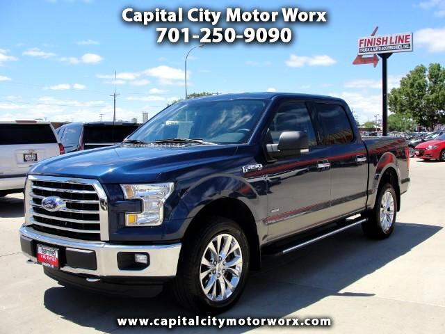 2015 Ford F-150 XLT XTR SuperCrew 5.5-ft Bed 4WD