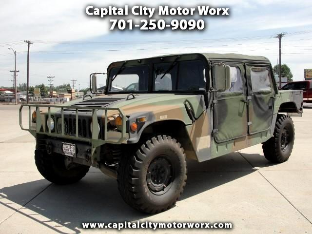 1992 HUMMER H1 Open Top 4WD