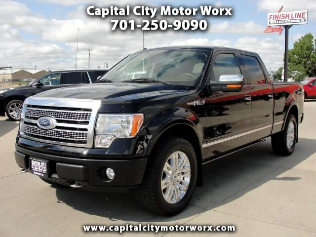 2009 Ford F-150 Platinum 4WD SuperCrew 6.5' Box