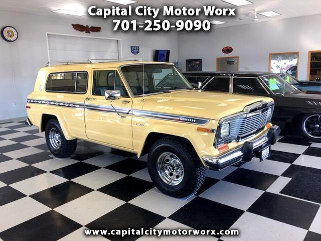 1980 Jeep Cherokee Chief