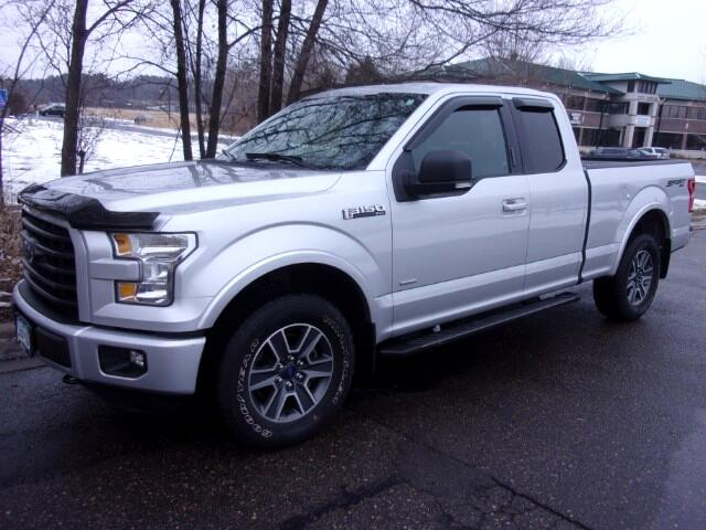 2015 Ford F-150 XLT SPORT Super Cab 6.5-ft Bed 4WD