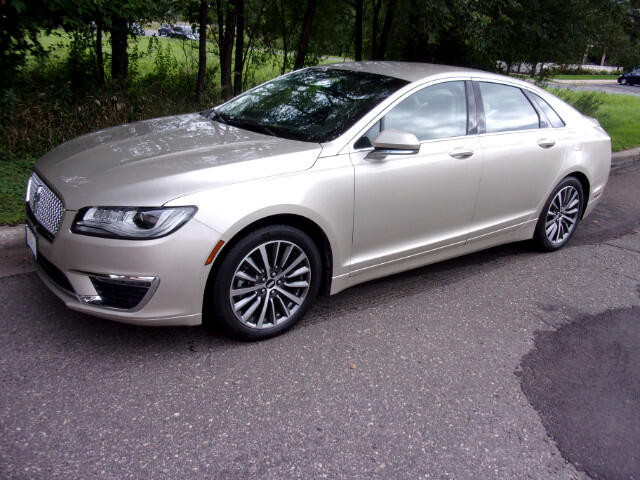 2017 Lincoln MKZ Premier AWD