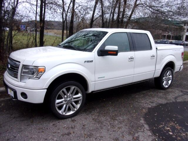 2013 Ford F-150 LIMITED SUPER CREW 4WD