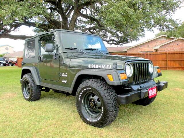 2005 Jeep Wrangler X Willys Edition