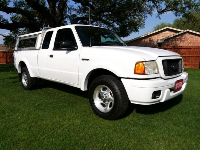 2004 Ford Ranger Edge SuperCab 3.0L 2WD