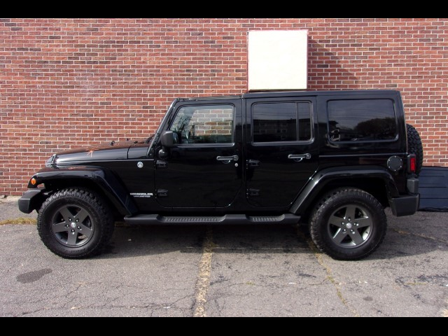 2011 Jeep Wrangler Unlimited Moab