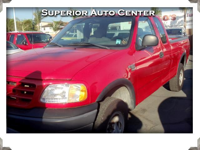 2003 Ford F-150 XL SuperCab Long Bed 4WD