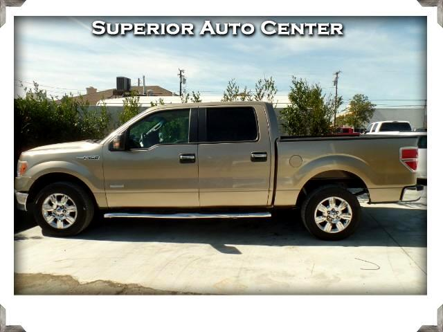 2012 Ford F-150 King Ranch SuperCrew 6.5-ft. Bed 2WD