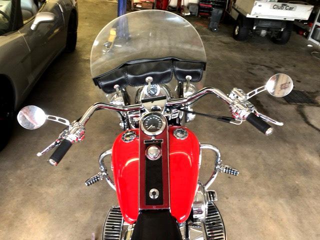 1996 Harley-Davidson FLHR