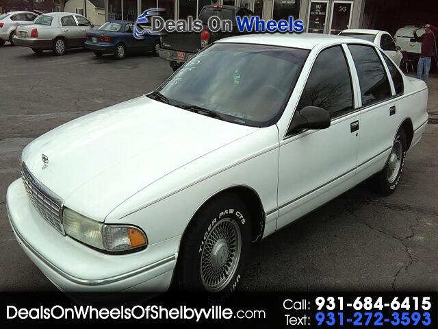used 1995 chevrolet impala ss base for sale in shelbyville tn 37160 deals on wheels. Black Bedroom Furniture Sets. Home Design Ideas