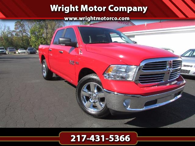 "2014 RAM 1500 Big Horn 4x4 Crew Cab 5'7"" Box"