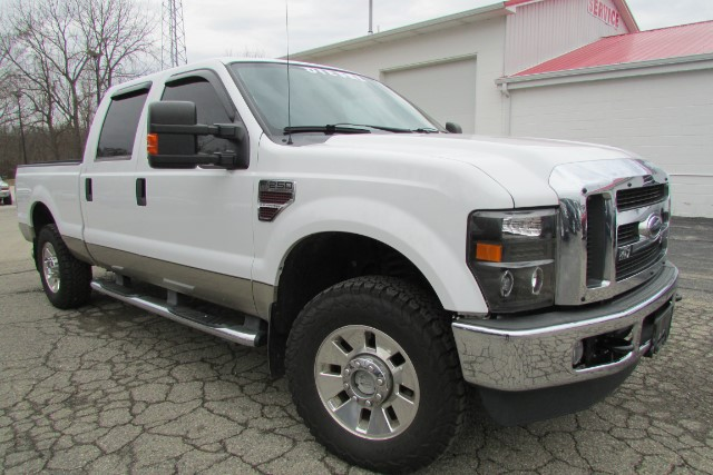 2008 Ford F-250 SD 35512