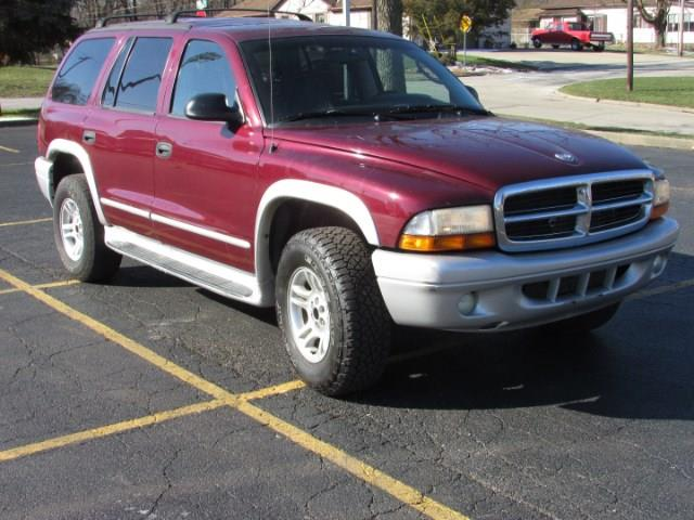 2002 Dodge Durango SLT Plus 4WD