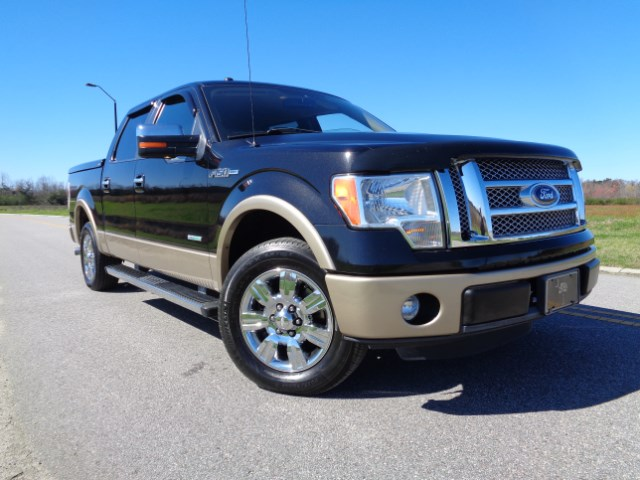 2011 Ford F-150 Lariat SuperCrew 5.5-ft. Bed 2WD