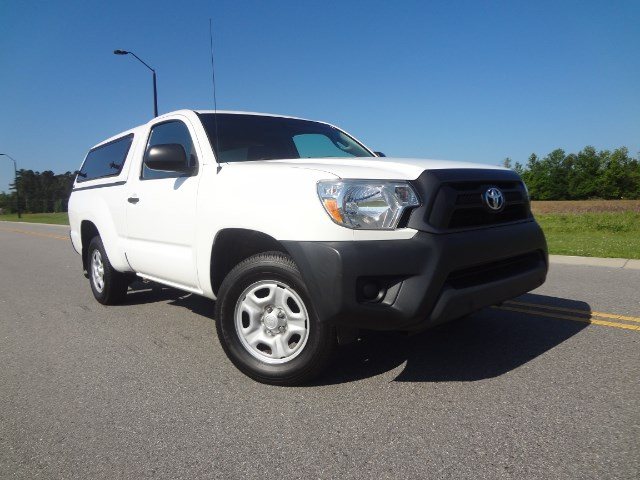 2013 Toyota Tacoma Regular Cab I4 4AT 2WD