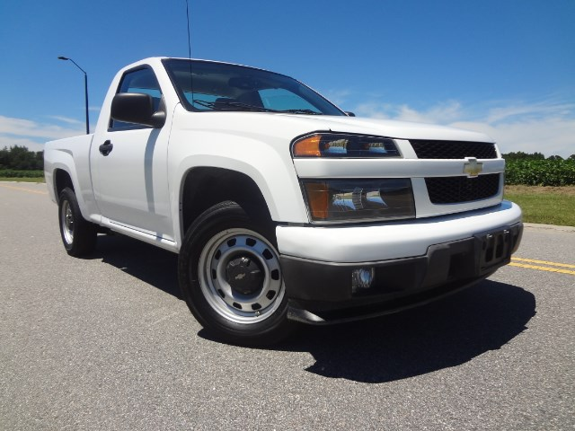 2012 Chevrolet Colorado LT 2WD