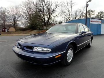 1997 Oldsmobile Eighty Eight