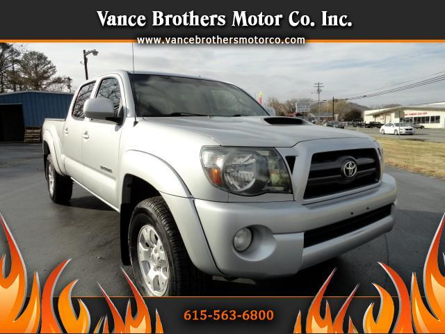 2009 Toyota Tacoma PreRunner Double Cab Long Bed V6 2WD