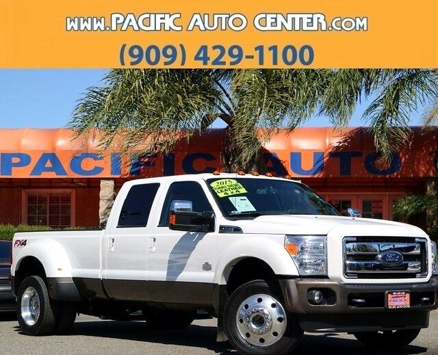 2015 Ford F-450 SD King Ranch