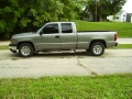 2006 Chevrolet Silverado 1500 Ext. Cab Short Bed 2WD