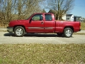 2005 Chevrolet Silverado 1500 LS Ext. Cab 4-Door Short Bed 2WD