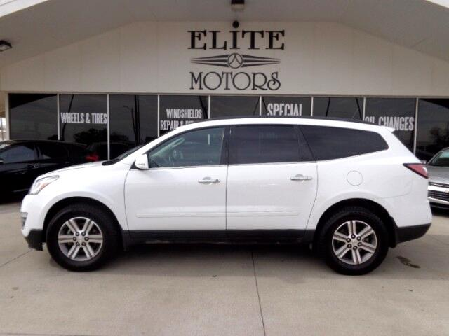 2017 Chevrolet Traverse 2LT FWD