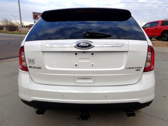 used 2012 ford edge limited awd for sale in liberal ks. Black Bedroom Furniture Sets. Home Design Ideas