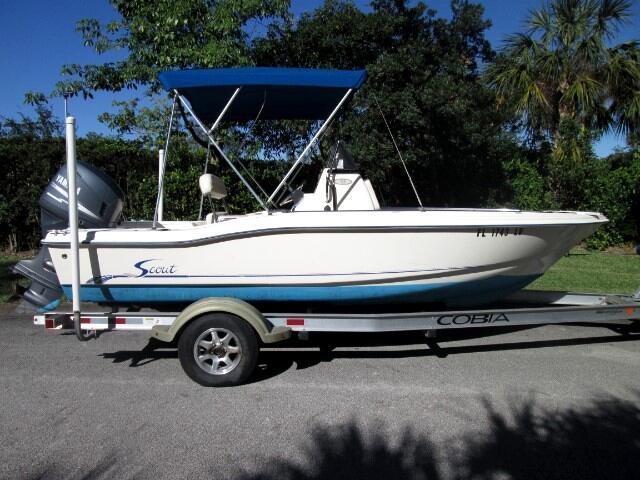 2002 Scout 185 Sportfish