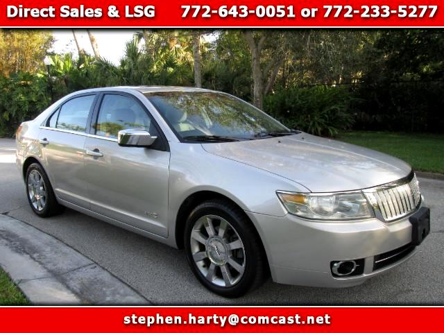 2007 Lincoln MKZ Premier AWD