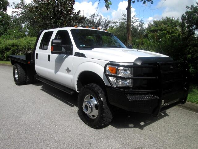 2012 Ford F-350 SD crew cab drw 4x4 long bed