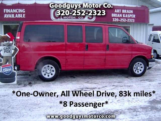 2013 Chevrolet Express LT 1500 AWD