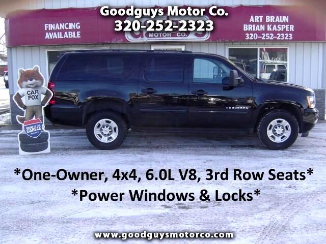 2010 Chevrolet Suburban LS 2500 4WD