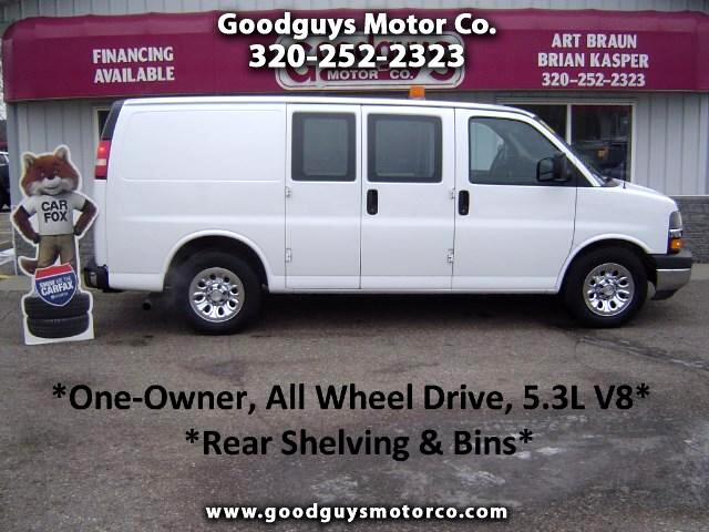 2010 Chevrolet Express 1500 AWD Cargo